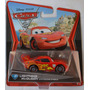 Disney Cars 2 Auto Lightning Mcqueen With Racing Wheels #03