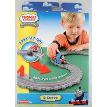 Curva S Para Trenes Thomas Take N Play