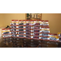 Coleccion Camionetas 4x4 Miniaturas Escala Autos 1:39