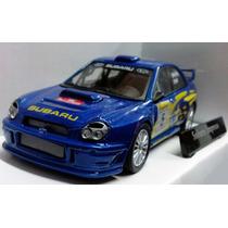 Subaru Impreza Wrc Racing Car Cararama Escala 1:43