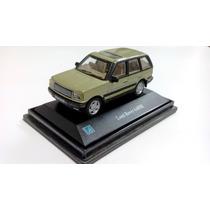Land Rover 4.6hse Escala 1/72 Cararama