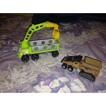 2 Camiones Matchbox