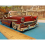 Chevrolet 1956 Bel Air Metalico. 1/24