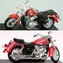 Kawasaki 2002 Vulcan 1500 Classic 1/18 D 12,5 Cm Welly Nueva