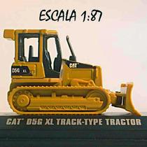 Bulldozer Cat D5g Xl Track,marca Norscot 1:87, Nuevo S/caja