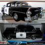 Buick Century 1955 Patrullera 19 Cm. Maisto Esc. 1:26 Nueva