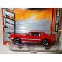 Matchbox 2012 Mbx Red 1968 Ford Mustang Gt/cs