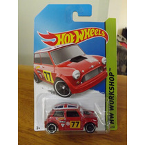 Hot Wheels - Morris Mini -