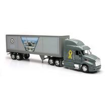Camion`peterbilt 387 Navy Truck Escala 1:32