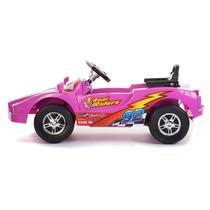 Auto Electrico Para Niñas Pink Ferrari Enzo-style Car