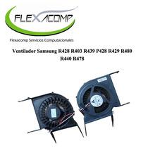 Ventilador Samsung R428 R403 R439 P428 R429 R480 R440 R478