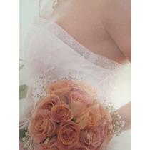 Hermoso Vestido De Novia (un Uso) / $150.000