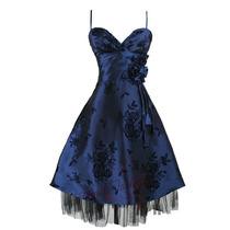 Precioso Vestido Azul. Ideal Graduaciones, Fiestas, Bodas