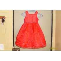Precioso Vestido Mini Princesas Talla 4