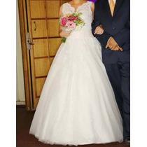 Vestido De Novia - Talla 40-42