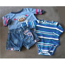 Pack Ropa Niño 3 A 6 Meses