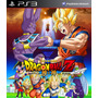 Dragon Ball Z La Batalla De Los Dioses Ps3 Playstation 3