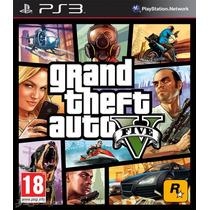 Gta 5 Juego Ps3 Playstation 3