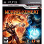 Mortal Kombat Juego Ps3 Playstation 3
