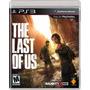 Vendo The Last Of Us Para Ps3 Perfecto Estado