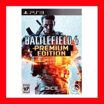 Battlefield 4 Premium Edition Ps3 Oferta !!!