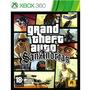 Grand Theft Auto Gta San Andreas - Juego Fisico - Prophone