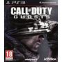 Call Of Duty Ghost Ps3 Nuevo Y Sellado Fenix Games Dx