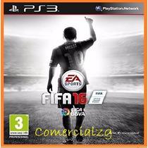 Fifa 16 Ps3 Digital