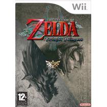 The Legend Of Zelda Twilight Princess Wii Nuevo Y Sellado
