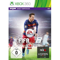 Fifa 16 Xbox 360 - Juego Fisico - Prophone