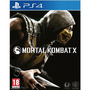 Mortal Kombat X Ps4 - Juego Fisico - Prophone