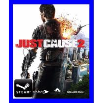 Just Cause 2 Steam Gift Juego Pc 100% Original