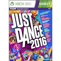 Just Dance 2016 Xbox 360 - Juego Fisico - Prophone