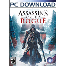 Assassins Creed Rogue - Juego Pc Gift Card Original