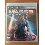 Mass Effect 3 - Ps3 - Playstation 3