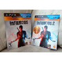 Ps3 Infamous 1 Y 2