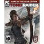 Tomb Raider Game Of The Year- Codigo Steam