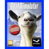 Goat Simulator - Steam Gift Juego Pc 100% Original