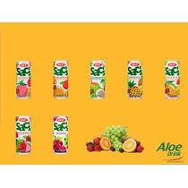 Jugo De Fruta Con Pulpa Real, Naturales, Bebida, Aloe Vera