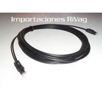 Cable Óptico Toslink Sp-dif 2mt
