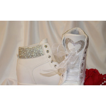 Hermosas Y Exclusivas Zapatillas De Novia