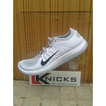 Nike Free 4.0 Flyknit N°10.5 Us-9.5 Uk-44.5 Eur-28.5 Cm