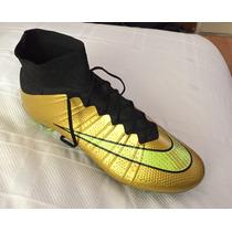 Zapatos Fútbol Nike Mercurial 2015 Cr7 Número 42