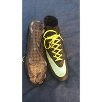 Zapatos De Futbol Nike Mercurial Superfly Negros