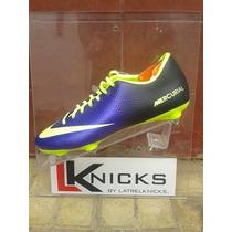 Nike Mercurial Sg N°7.5 Us -6.5 Uk -40.5 Eur - 25.5 Cm