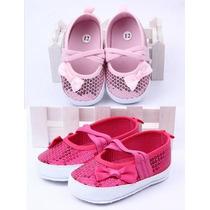 Zapatos Bebe Pre Walkers Suela Blanda Antideslizante