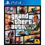 Grand Theft Auto 5 Ps4 - Juego Fisico - Somos Comercialzg