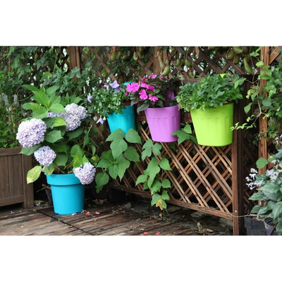 maceteros colgantes para balcon jardin delivery