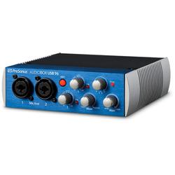 Interfaz de Audio de 2 canales - PRES...