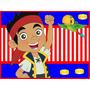 Kit Imprimible Jake Y Los Piratas Del País De Nunca Jamás | MANUALDETALLER-STGO